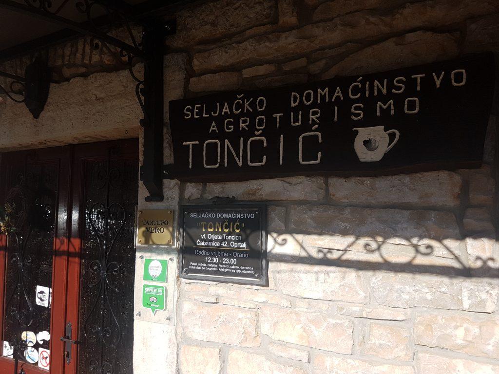 Agroturizam Tončić