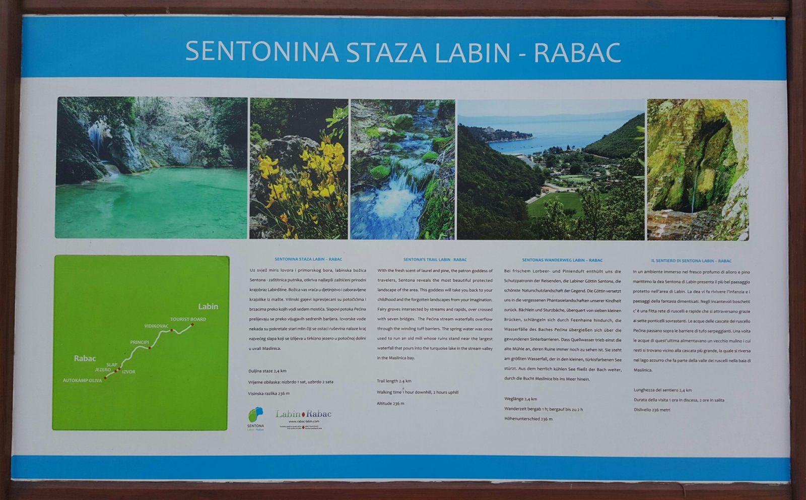 SENTONINA STAZA - ISTRIAGO.NET