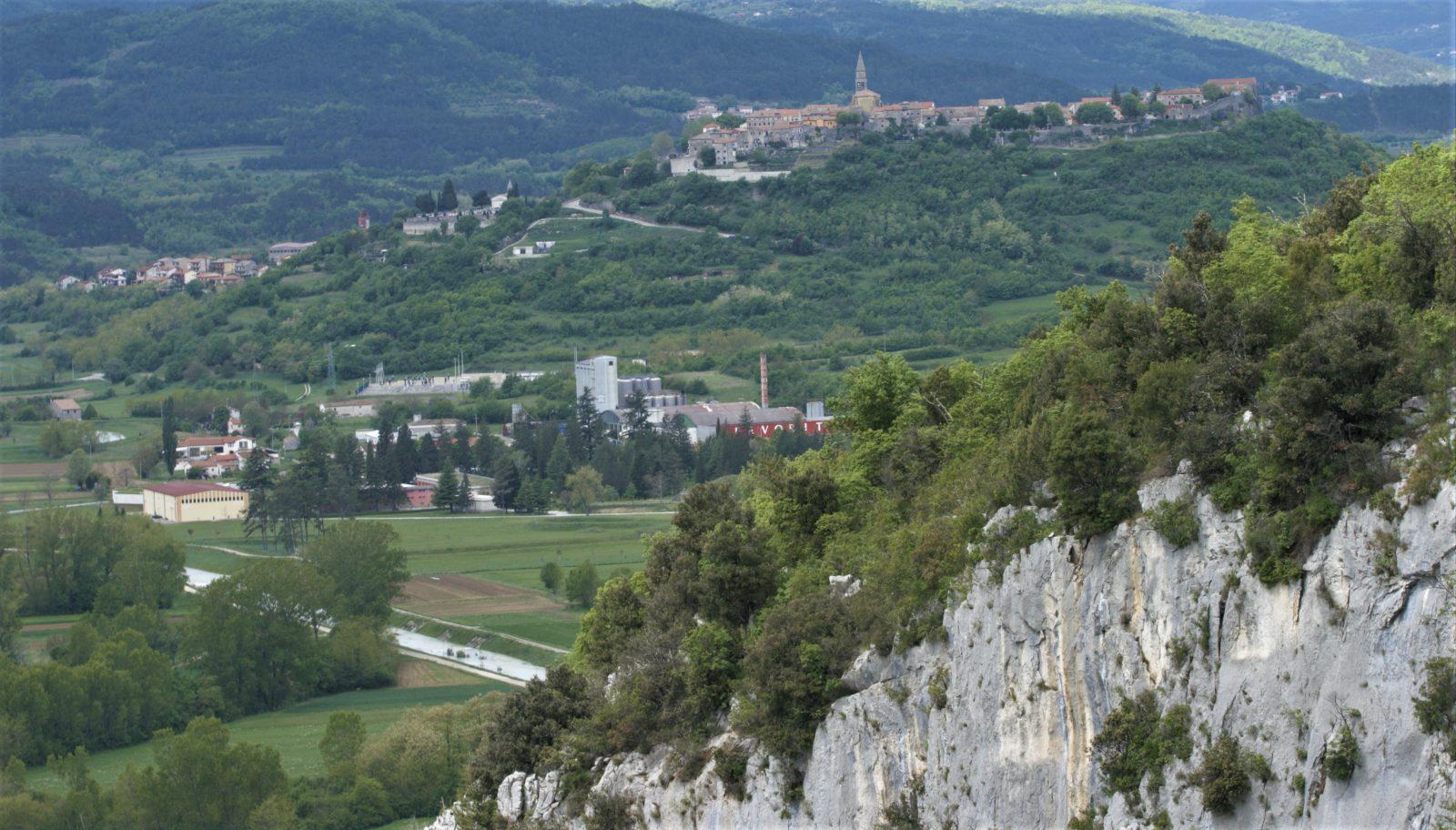 Staza 7 slapova - Istriago.net
