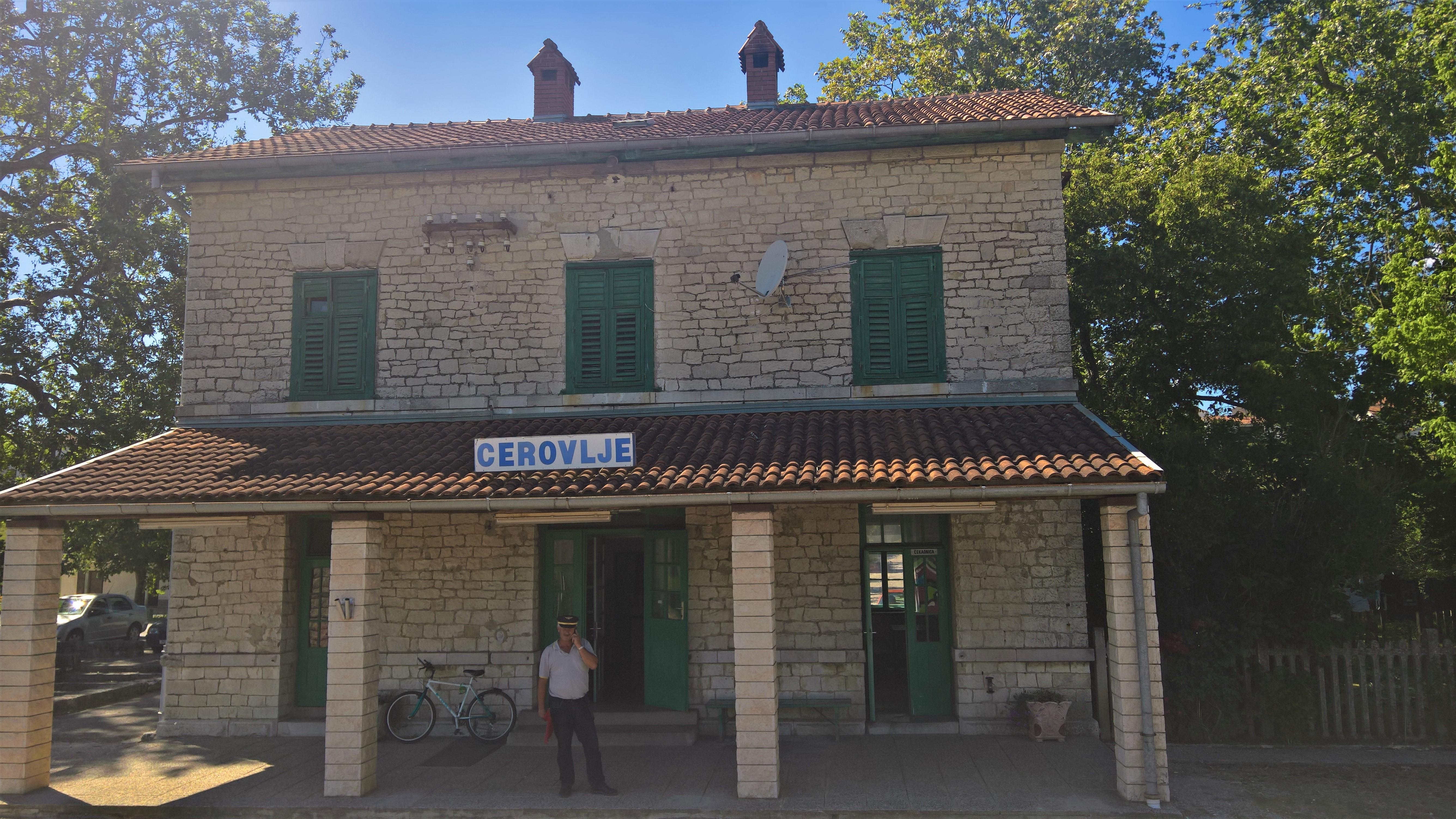 Istrian railway - Istriago.net