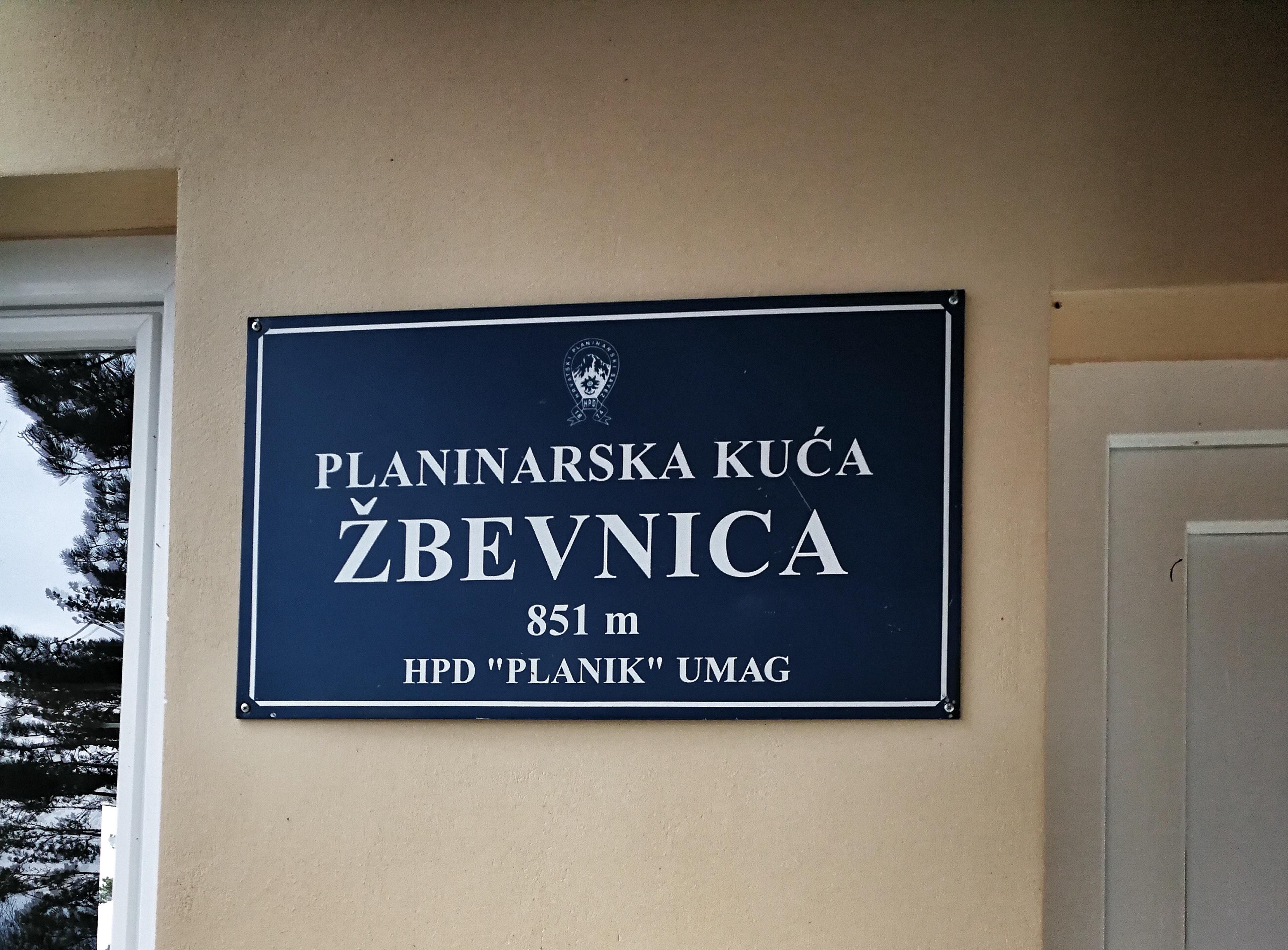 ŽBEVNICA HIKING