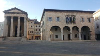 Forum Square - Pula