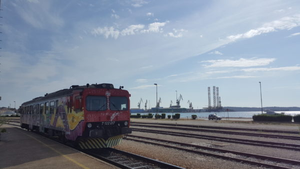RAILWAY STATION PULA